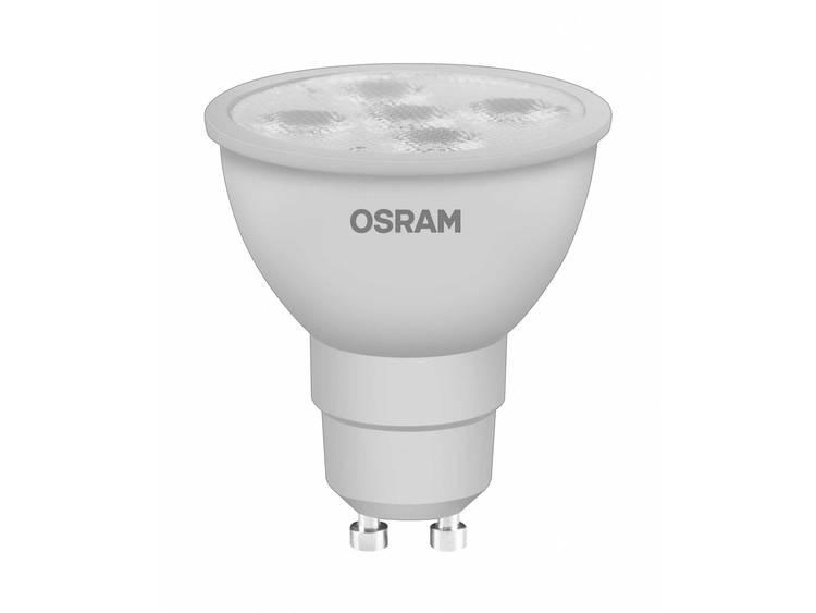 OSRAM LED-lamp Dimbaar GU10 Warmwit 5.5 W = 50 W Reflector 1 stuks