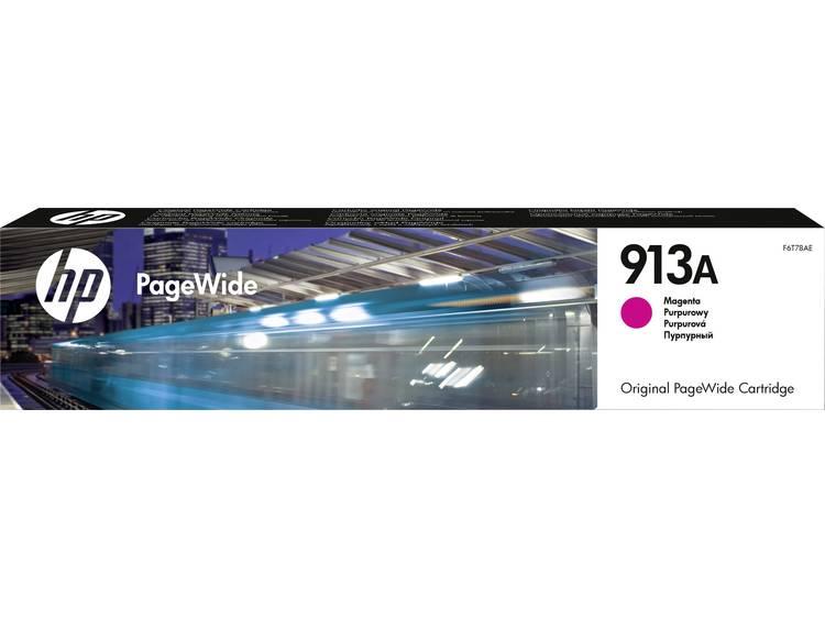 HP Inkt 913A Origineel Magenta F6T78AE
