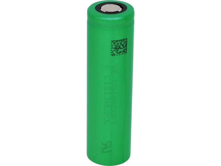 Sony US18650FTC1 Speciale oplaadbare batterij 18650 Flat-top LiFePO4 3.7 V 1100 mAh