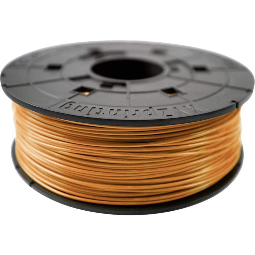 3D-skrivare Filament XYZprinting PLA-plast 1.75 mm Orange 600 g Junior