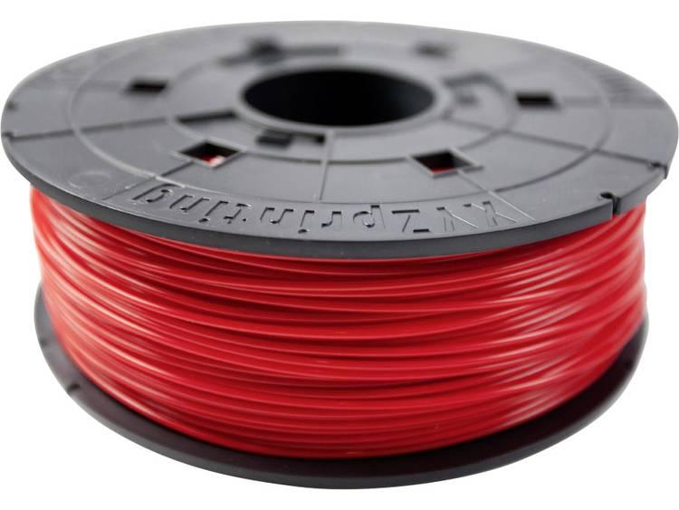 PLA FILAMENT JUNIOR CLEAR RED RFPLCXEU02A 1,75mm 600gr