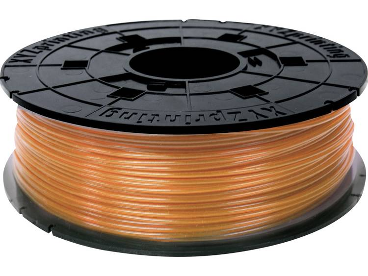 Filament XYZprinting RFPLBXEU07E PLA kunststof 1.75 mm Oranje 600 g