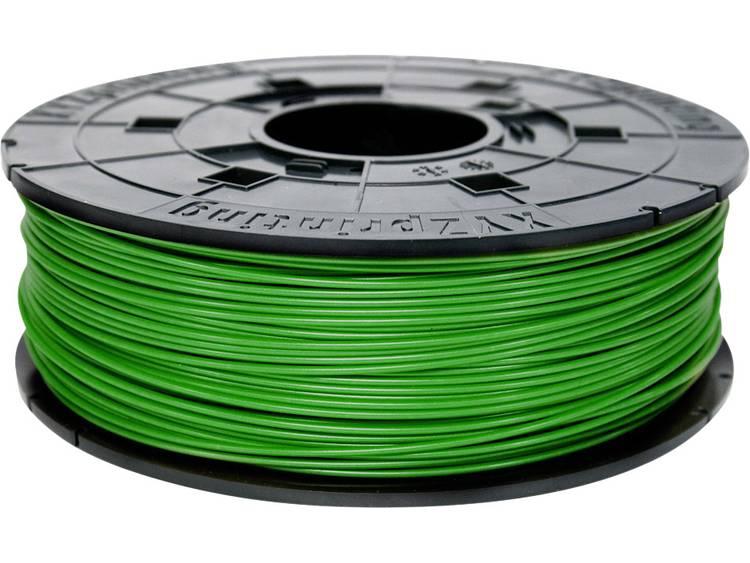 Filament XYZprinting RFPLCXEU0AD PLA kunststof 1.75 mm Neon-groen (fluorescerend) 600 g