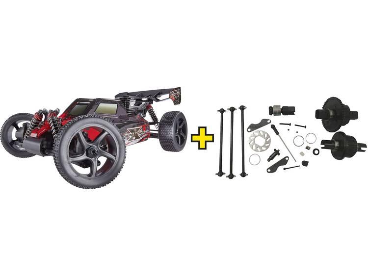 Reely generatie X 1:8 RC auto Nitro Buggy 4WD RTR 2,4 GHz