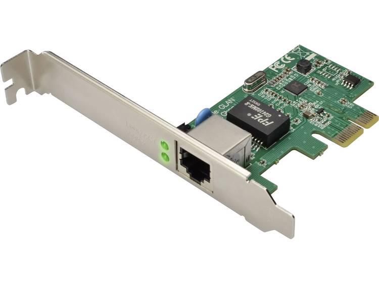 Digitus DN-10130 Netwerkkaart LAN (10/100/1000 MBit/s) 1 Gbit/s