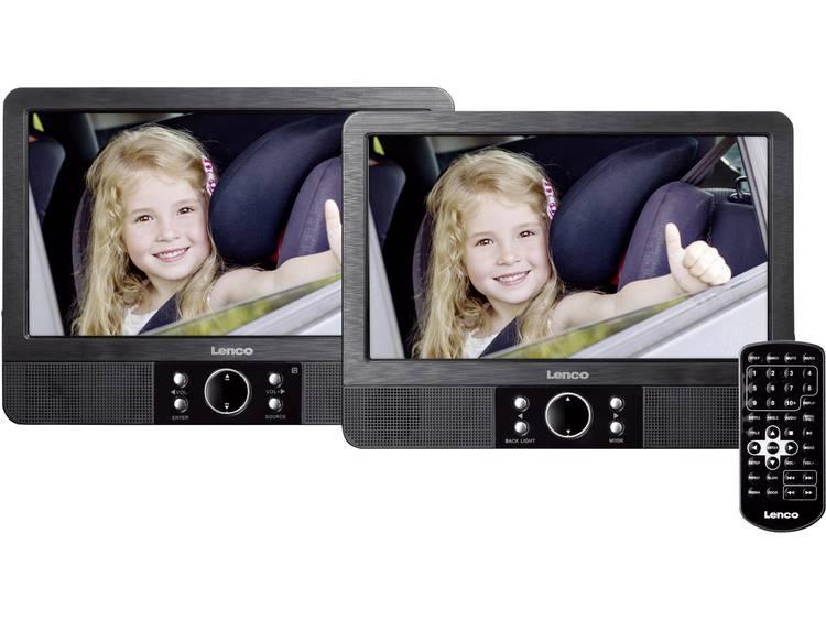 Lenc Dual Portable DVD-speler MES-404
