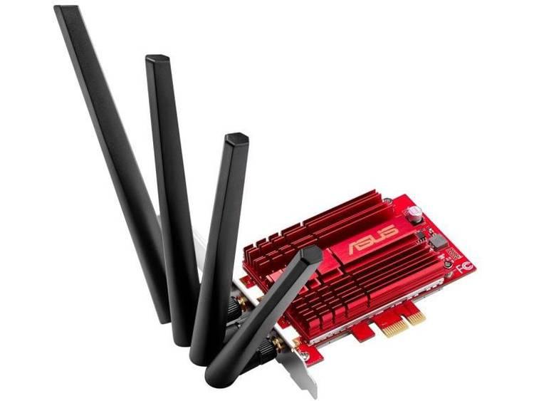 Asus 90IG02H0-BM0000 WiFi steekkaart 2.167 Mbit/s