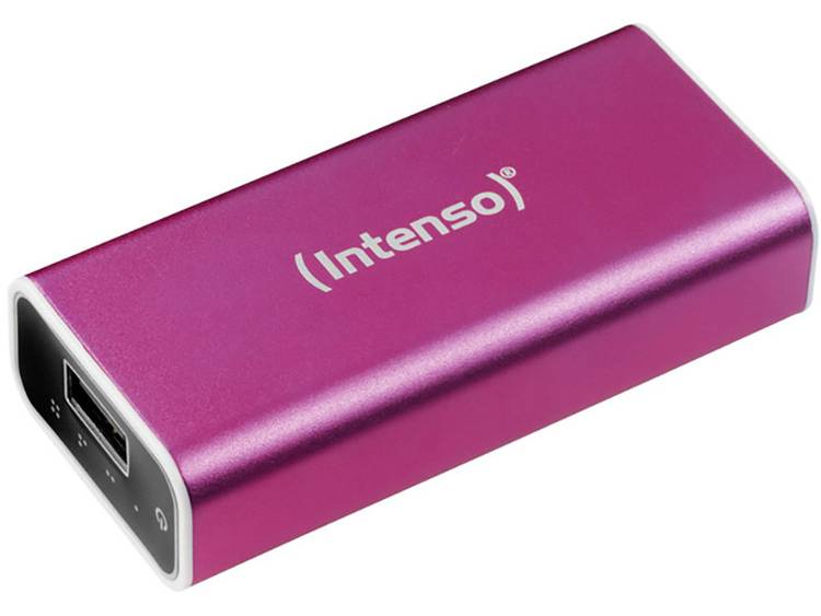 1x USB 5.200 mAh Intenso