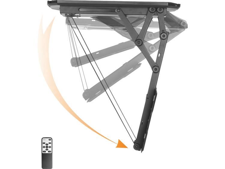 SpeaKa Professional 23-55Z TV-plafondbeugel 58,4 cm (23) – 139,7 cm (55) Kantelbaar, Gemotoriseerd
