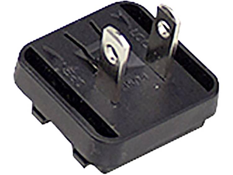 Mean Well AC PLUG US2 Adapterstekker Geschikt voor merk Mean Well