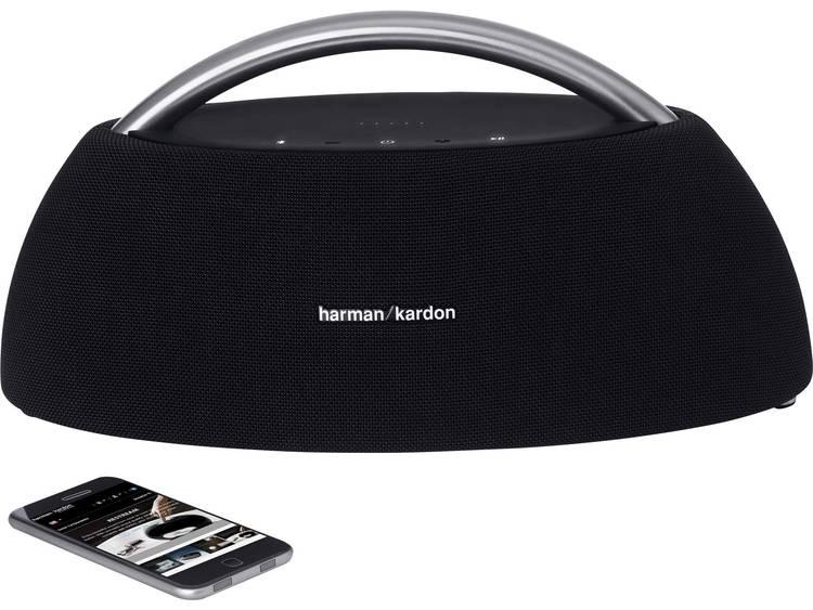 Bluetooth luidspreker Harman Kardon Go + Play Handsfree-functie Zwart
