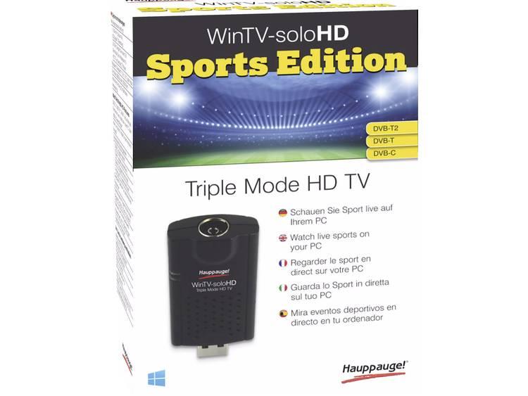 Hauppauge WinTV-soloHD Sports Edition TV-stick