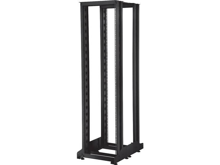 19 inch frame Digitus Professional DN-19 42U-D-SW (b x h x d) 530 x 2022 x 870 mm 42 HE Zwart (RAL 9005)