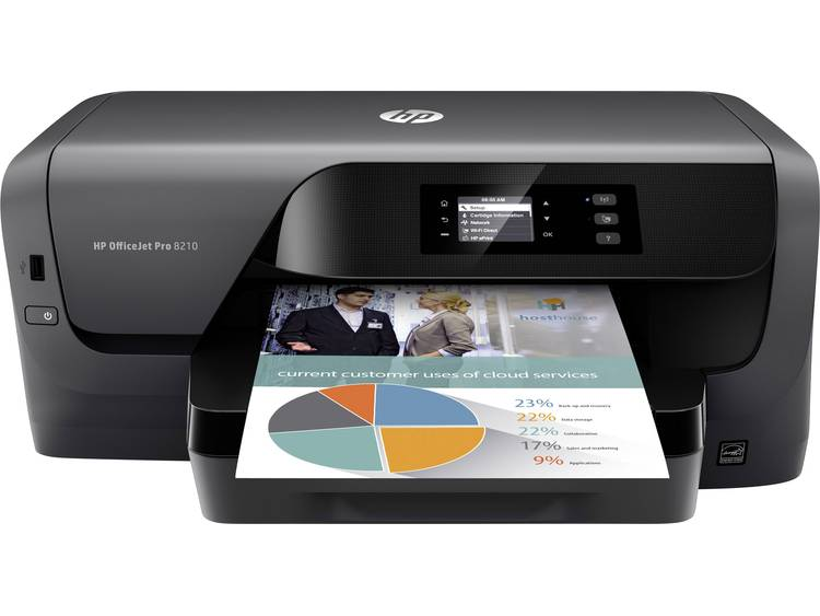 HP HP Officejet Pro 8210 A4 printer (D9L63A#A81)