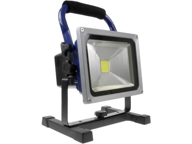 SMD LED Werklamp werkt op een accu XCell 140966 Work 20 W 20 W 1600 lm