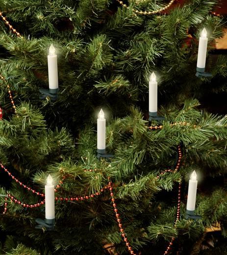 draadloze kerstboomverlichting kaarsen binnen werkt op batt. Black Bedroom Furniture Sets. Home Design Ideas