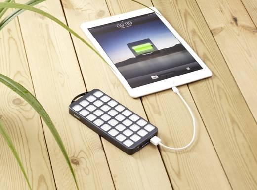 VOLTCRAFT 8000 mAh Solar-powerbank 2 USB-poort(en) SL-11