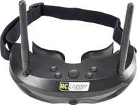 RC Logger FPV Goggles FPV-bril 640 x 480 pix
