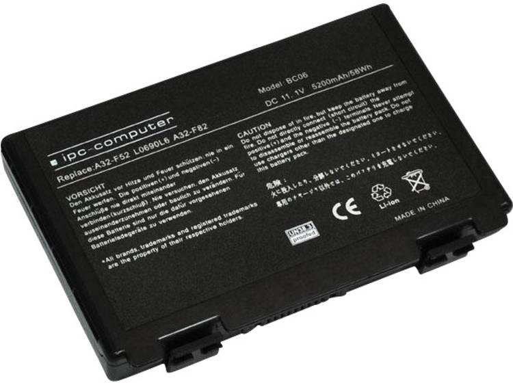 Laptopaccu ipc-computer Vervangt originele accu 07G016761875M, 07G016AP1875, 0b20-009d0as, 70-NVP1B1