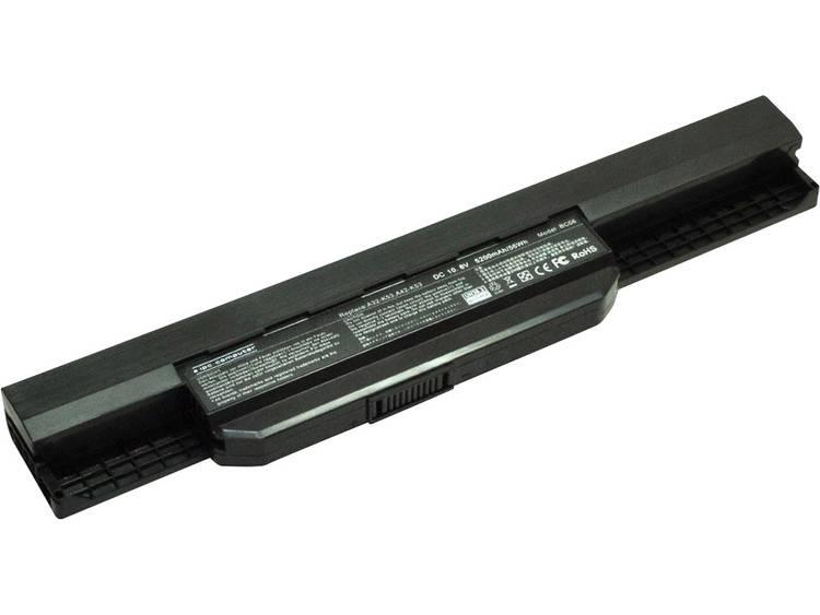 Laptopaccu ipc-computer Vervangt originele accu 07G016H31875, 07G016H31875M, 07G016HG1875, 07G016HG1