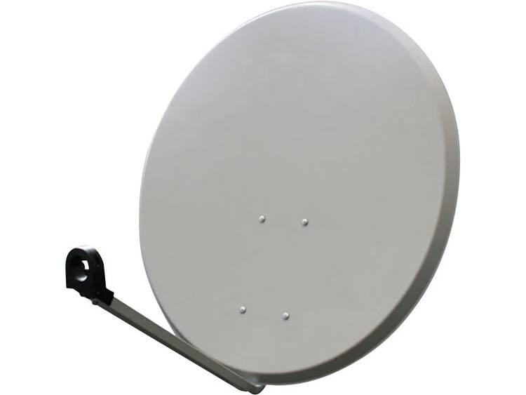 Smart SEC80SG Satellietschotel 80 cm Reflectormateriaal: Staal Lichtgrijs
