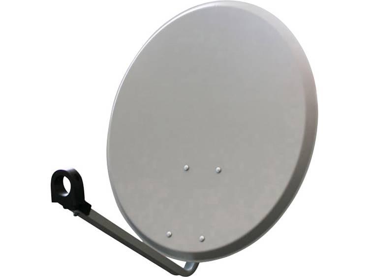 Smart SEC60SG Satellietschotel 60 cm Reflectormateriaal: Staal Lichtgrijs