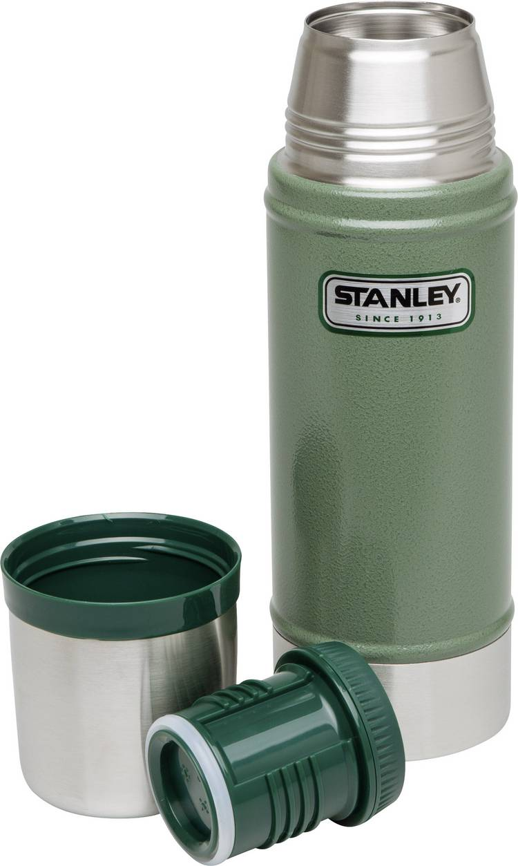 Stanley Classic 10-01228-023 Thermosfles Groen 470 ml
