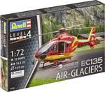 Helikopter Airbus EC-135 Air Glaciers bouwpakket