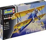 Modelvliegtuig Stearman PT-17 Kaydet bouwpakket