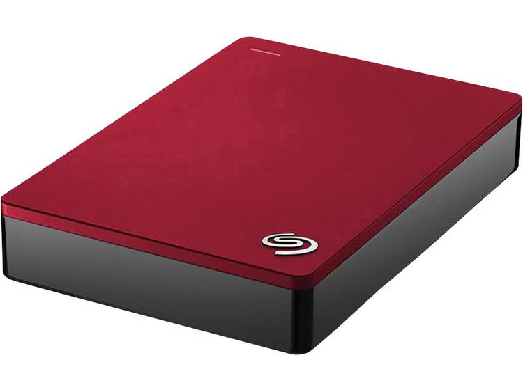 Seagate Backup Plus 4 TB Externe harde schijf (2.5 inch) USB 3.0 Rood