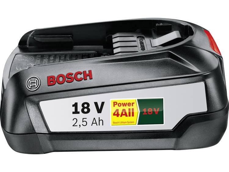 Bosch 18V LI accu 2,5 Ah