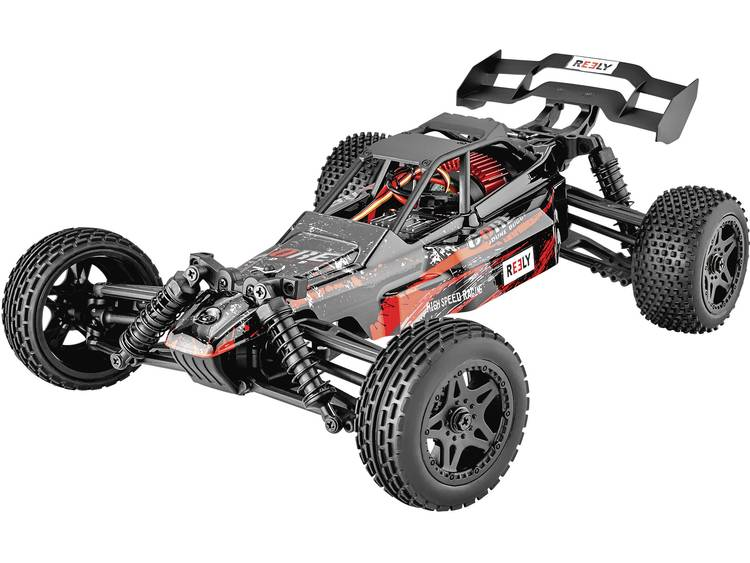 Reely Brushed 1:10 XS RC auto Elektro Buggy 4WD RTR 2,4 GHz