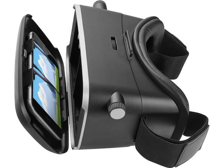 Renkforce RF-VR1 Zwart Virtual Reality bril