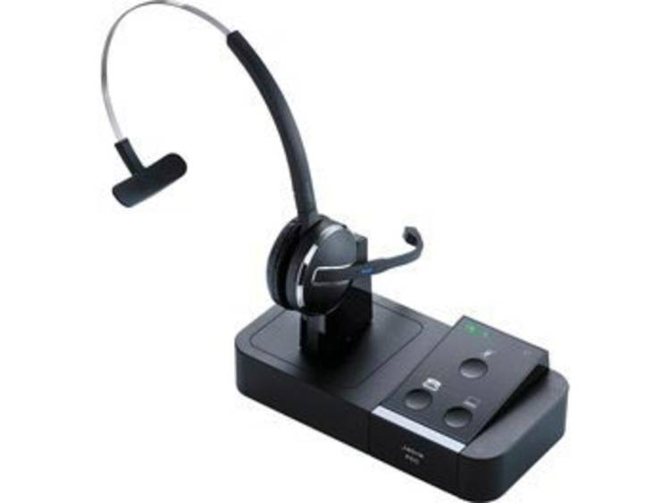 Jabra PROâ¢9450 Flex Monaural DECT Telefoonheadset Zwart