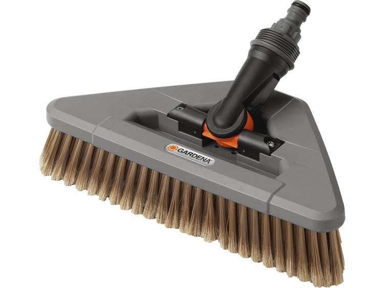 Gardena Cleansystem Zwenkwasborstel