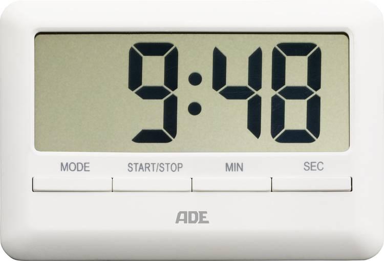 Timer ADE TD 1600 Wit Digitaal