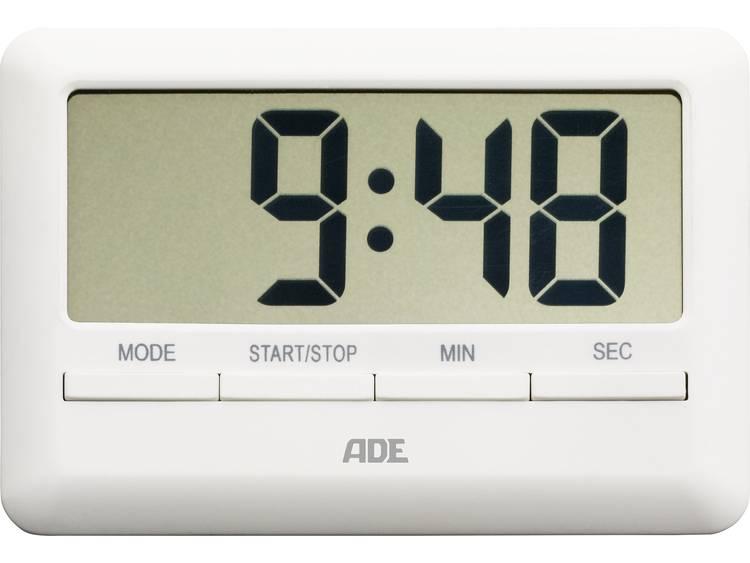 ADE TD 1600 Timer Wit Digitaal