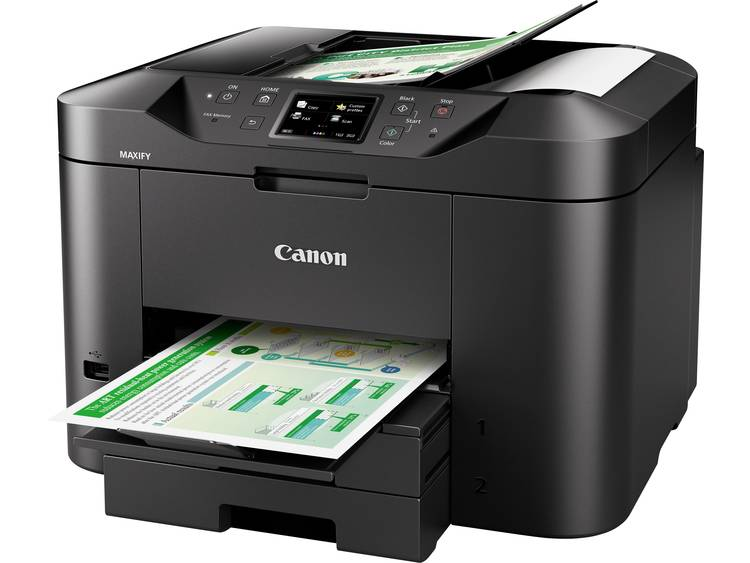 Canon Canon MAXIFY MB2750 multifunctioneel systeem 4-in-1 (0958C026)