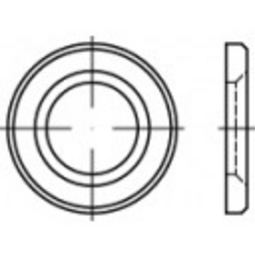 TOOLCRAFT 146518 HV-schijfjes Binnendiameter: 28 mm DIN 14399 Staal thermisch verzinkt 1 stuks