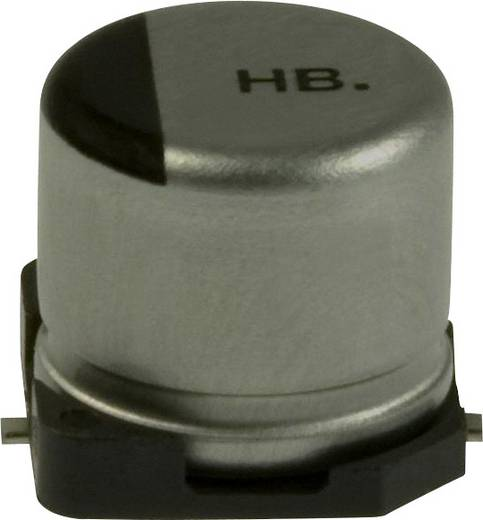Elektrolytische condensator SMD 22 µF 25 V 20 % (Ø) 6.3 mm Panasonic EEV-HB1E220P 1 stuks