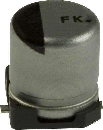Elektrolytische condensator SMD 3.3 µF 80 V 20 % (Ø) 5 mm Panasonic EEV-FK1K3R3R 1 stuks