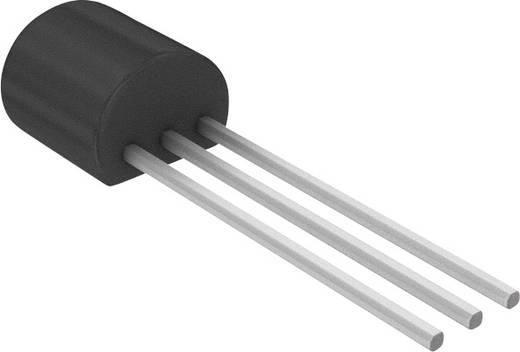 Spanningsregelaar - lineair, type 78 Texas Instruments UA78L10ACLP TO-92-3 Positief Vast 10 V 100 mA