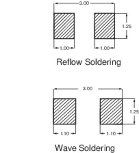 NXP Semiconductors C6,2V YY Zenerdiode Behuizingssoort (halfgeleider) SOD-110 Zenerspanning 6.2 V