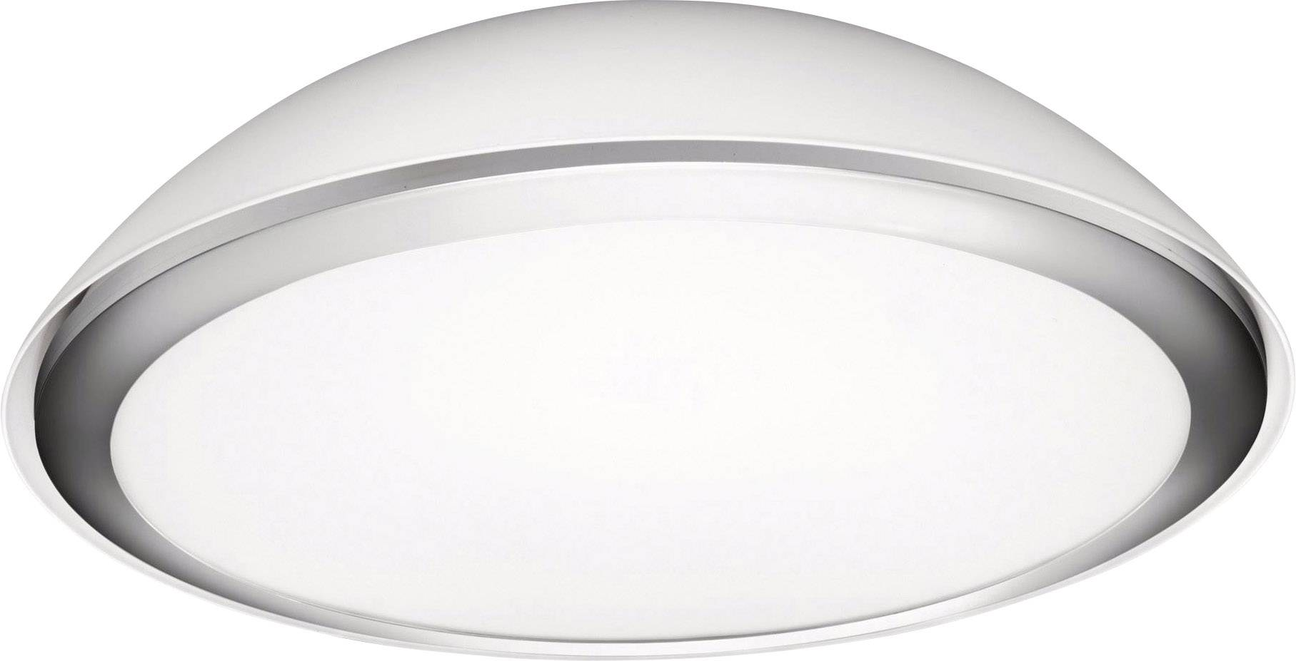 Led plafondlamp voor badkamer w warm wit philips lighting