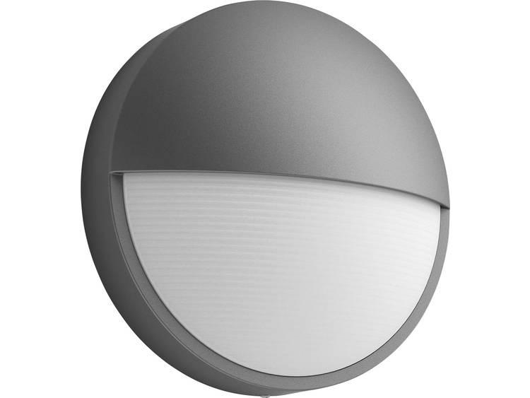 Wandlamp Capricorn antraciet