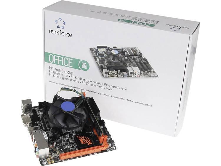 PC-Tuning-Kit (office) Intel® Pentium® G4400 (2 x 3.3 GHz) 4 GB Intel HD Graphics Mini-ITX