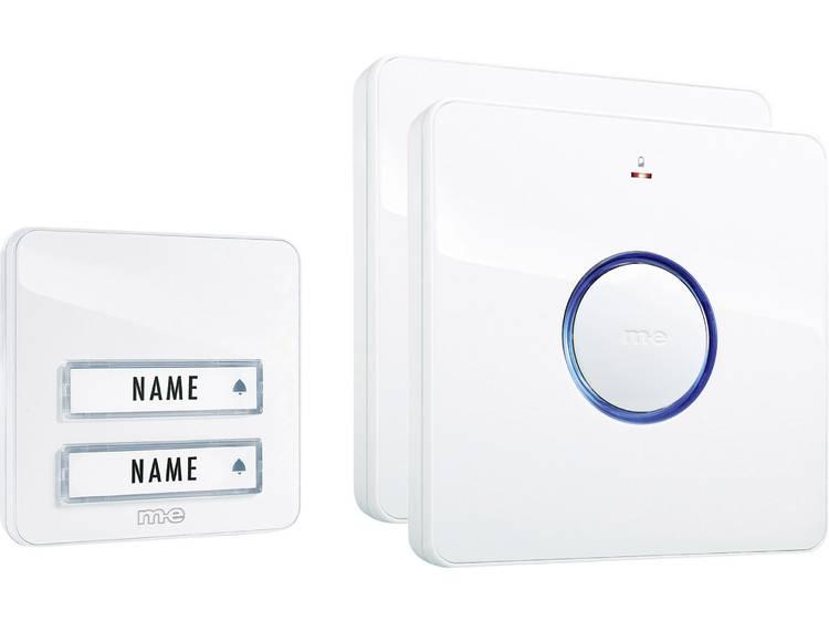 m-e modern-electronics Complete set Draadloze deurbel
