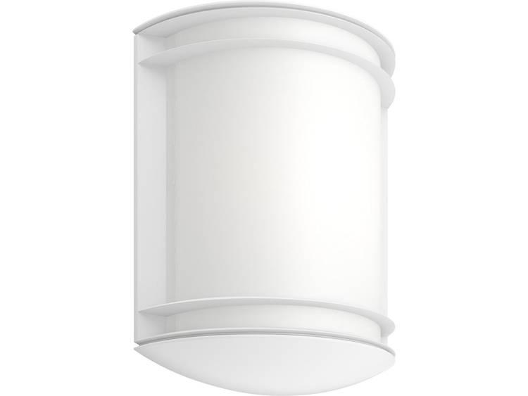 Robuuste LED-buitenwandlamp Antelope in wit