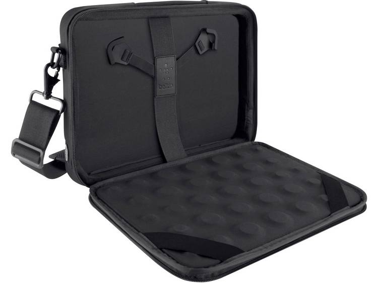Belkin Laptoptas Air Protect Always-On Tasche Geschikt voor maximaal (inch): 35,8 cm (14,1) Zwart