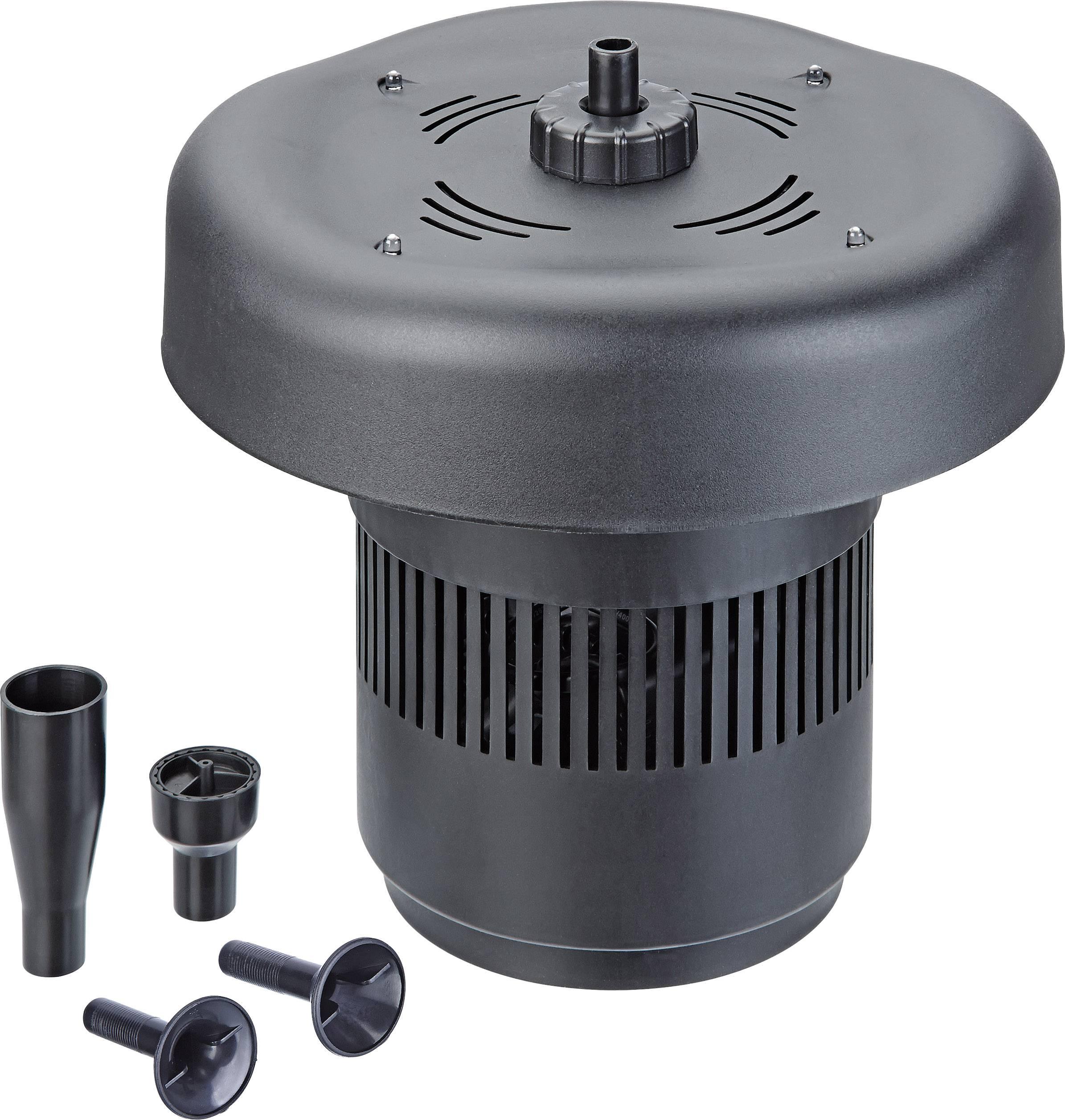 Filterpomp Pontec Met UVC-zuiveringsapparaat, Met verlichting 1200 l ...